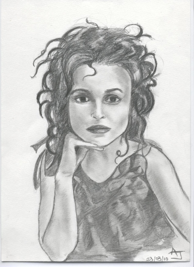 Helena Bonham Carter by LiiSs